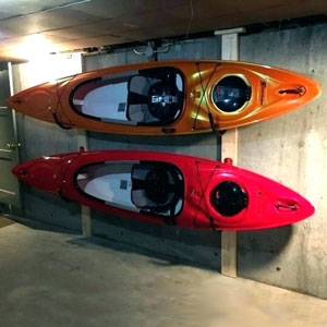 how to store a kayak 7 smart storage