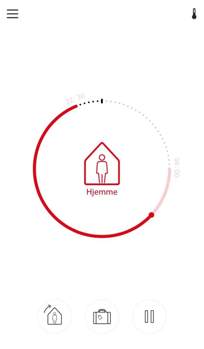 Brug af Danfoss Living Connect i et år...