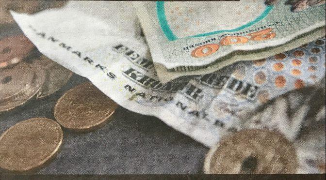 Til kamp mod kontanterne