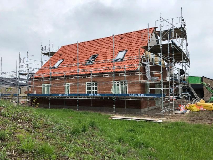 Stillads til nyt hus