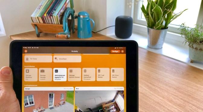 Vi bygger et smart home