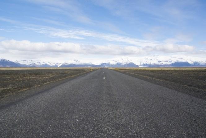 ringweg ijsland