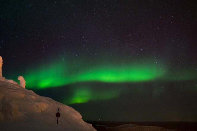 Lapland, noorderlicht