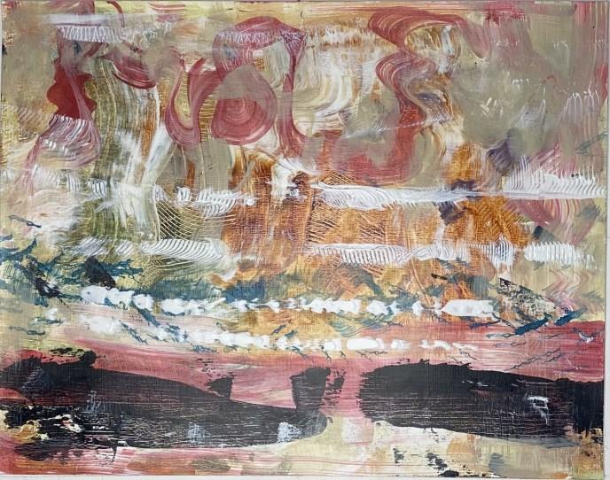 Migration (acrylic, 11x14) - NFS