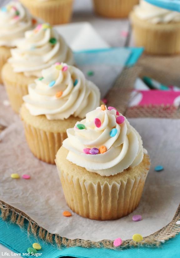 Types Cake Batter Flavors