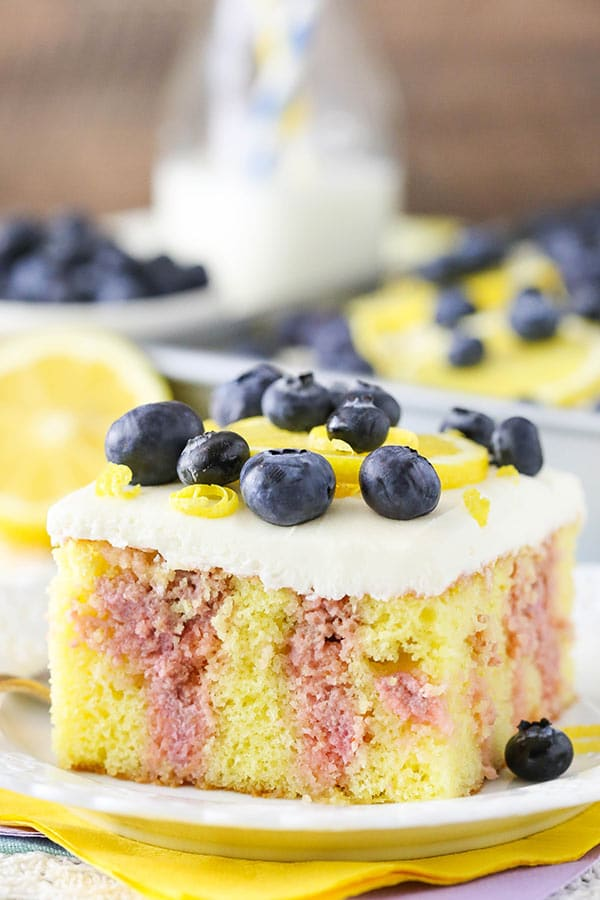 Easy Cake Recipes Yellow