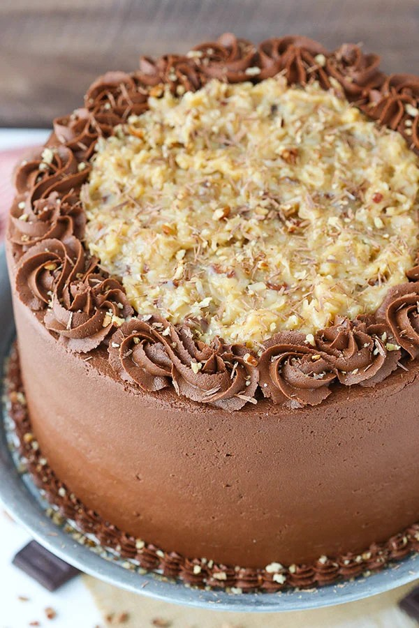 German Chocolate Cake Recipe A Must Try Classic