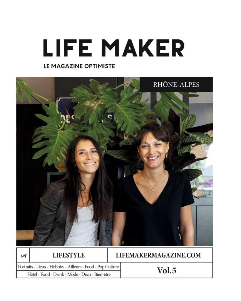 life maker couv vol5