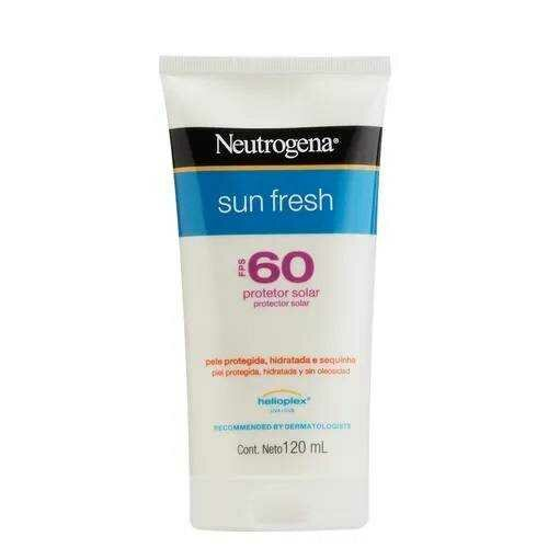 Neutrogena Sun Fresh FPS 60 200ml 1
