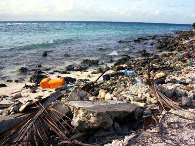 Müllproblem der Malediven