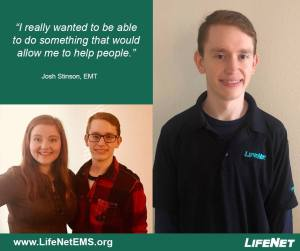 Josh Stinson, EMT, Texarkana, TX, LifeNet EMS, EMT Jobs