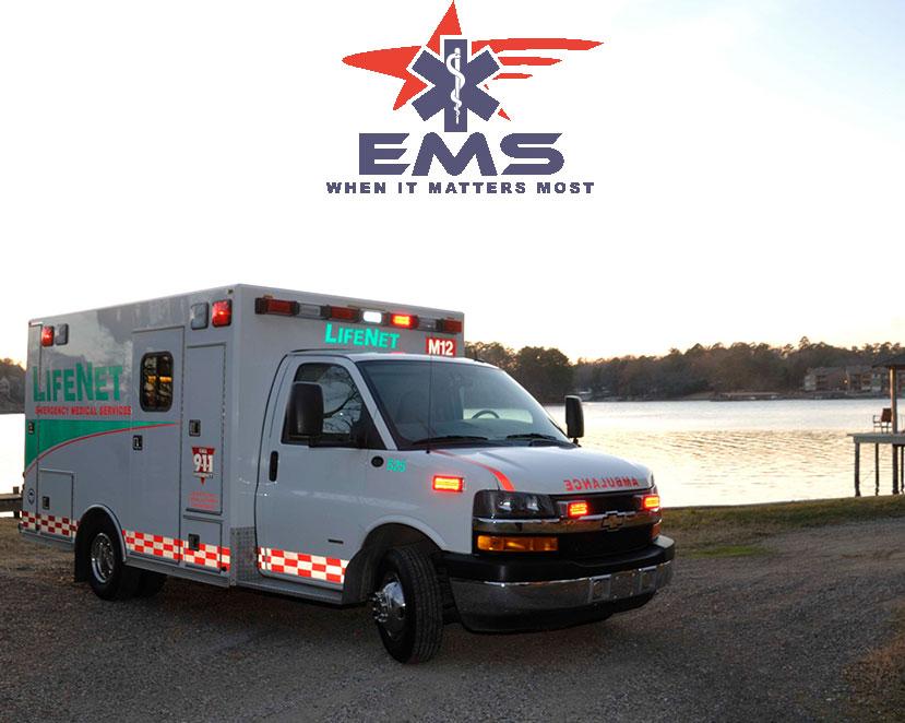 EMS Week 2003 - When It Matters Most - LifeNet