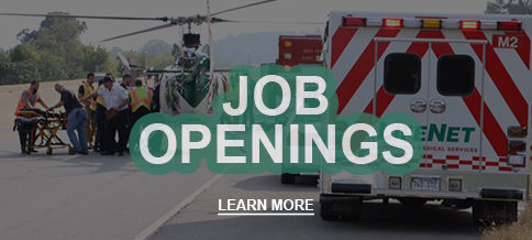 LifeNet Job Openings, Paramedic, EMT, Dispatcher