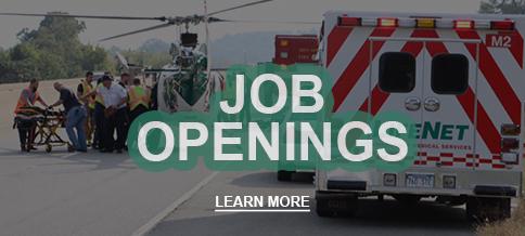 LifeNet Job Openings, Paramedic, EMT, Dispatcher