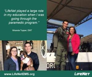 Miranda Tupper, Stillwater, OK, LifeNet EMS