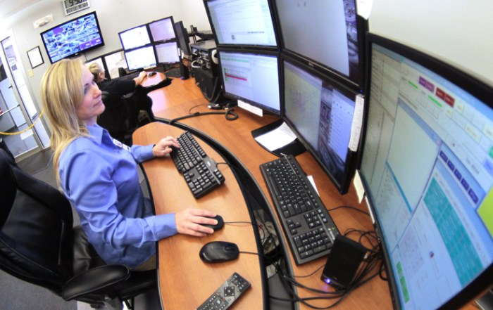 911 Communication Center (PSAP) at LifeNet