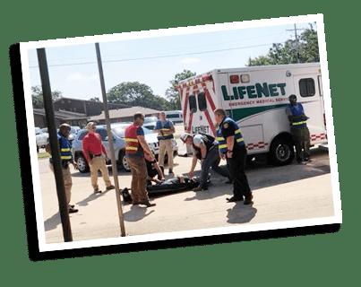 Active Attack Integrated Response Course Texarkana Lifenet Ambulance