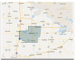LifeNet EMS Western Payne County Oklahoma