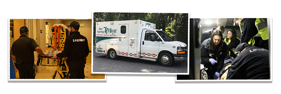 Hot Springs Village POA Ambulance Benefits LifeNet EMS