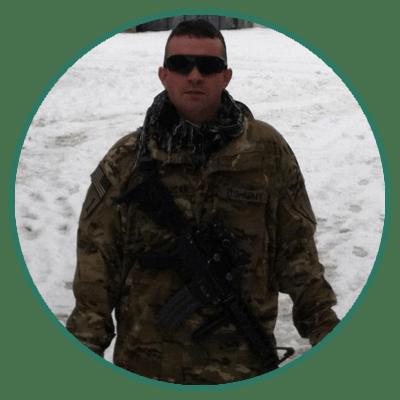 Tyler McGoogan, U.S. Army Veteran