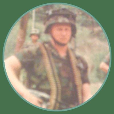 Jay Morgan, US Army Veteran