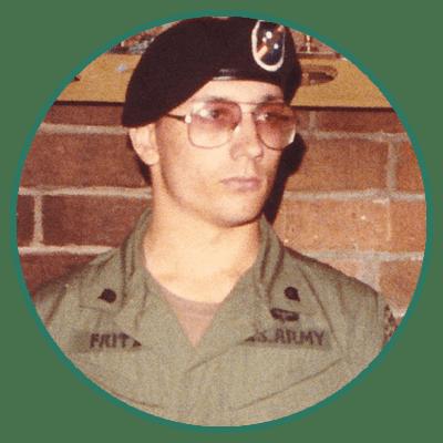 Joe Fritz, US Army Veteran