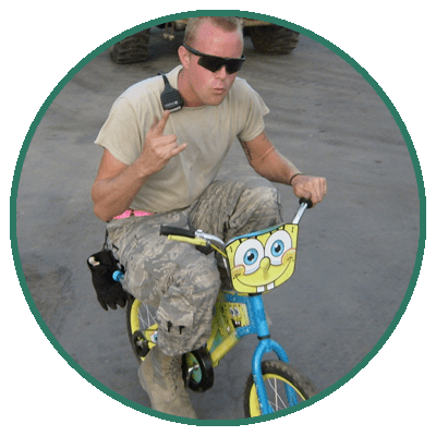 Joe Miller, US Air Force Veteran