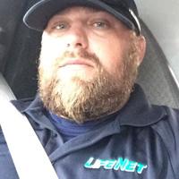 Matt Polczynski, EMT, LifeNet EMS
