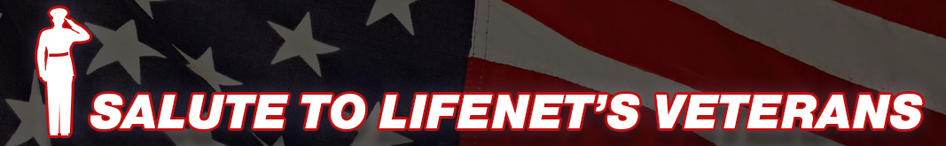 A Salute to LifeNet EMS Veterans