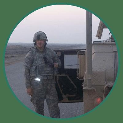 Travis Browning, US Army National Guard Veteran