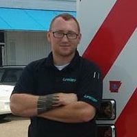 Zach Ford, EMT, LifeNet Texarkana