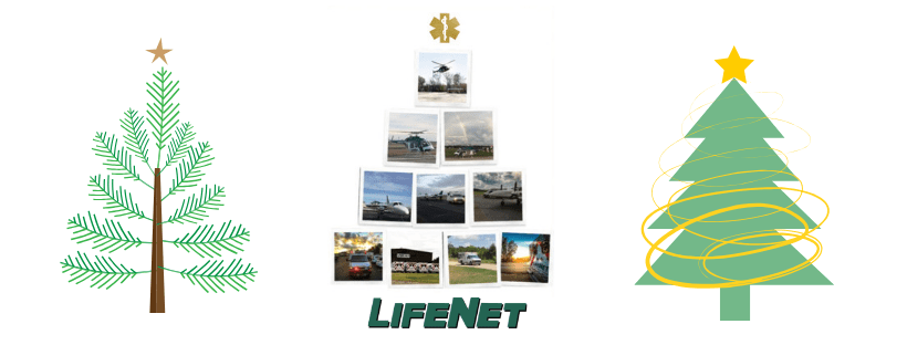 Merry Christmas from LifeNet EMS