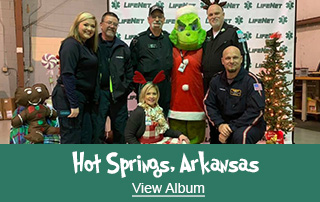 LifeNet Photos with the Grinch Album - Hot Springs, Arkansas