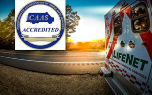 LifeNet EMS Receives CAAS Accreditation Renewal in 2018 for 3 years.