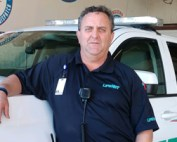 Dean Rush, 2019 Star of Life for LifeNet EMS in Hot Springs, AR.