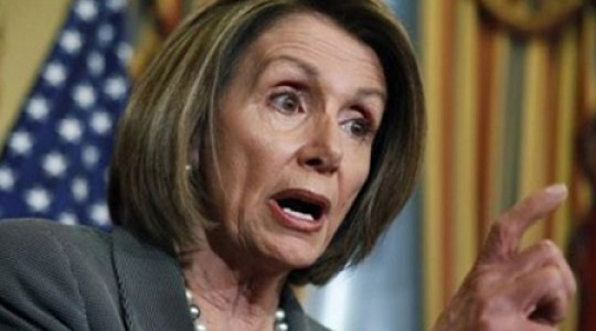 "Nancy Pelosi's Bishop Slams Her on Abortion: You Don't Understand ""Thou Shalt Not Kill"""