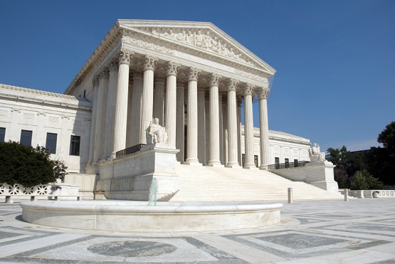 Supreme Court Rejects Texas Lawsuit Against Four States Over Election Fraud