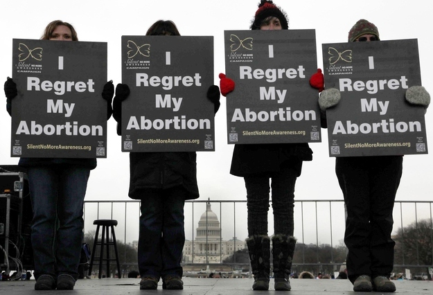 Feminists Need to Listen to the Millions of Women Who Regret Their Abortions