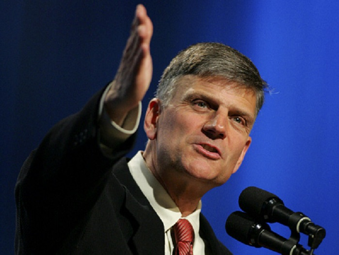 "Franklin Graham Calls for Americans to Pray, Slams Democrats' ""Demon-Driven Abortion Agenda"""