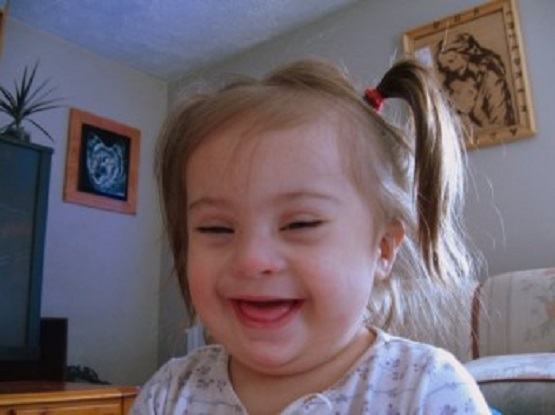 """Denmark Aborts 98% of Babies With Down Syndrome, But Disabled Woman Says """"Life is a Gift From God"""""""
