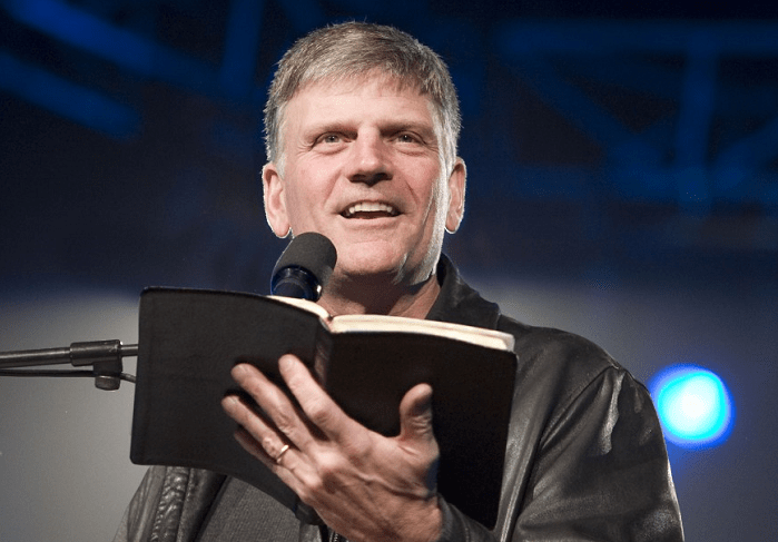 "Franklin Graham Applauds Pastor Who Upset Democrats By Praying Against Abortion: ""He Has Guts"""