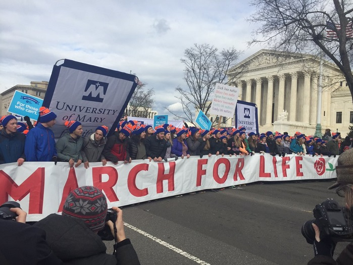 "March for Life Will Take Place in 2021: ""We Marched for 47 Years"" and Won't Stop Now"