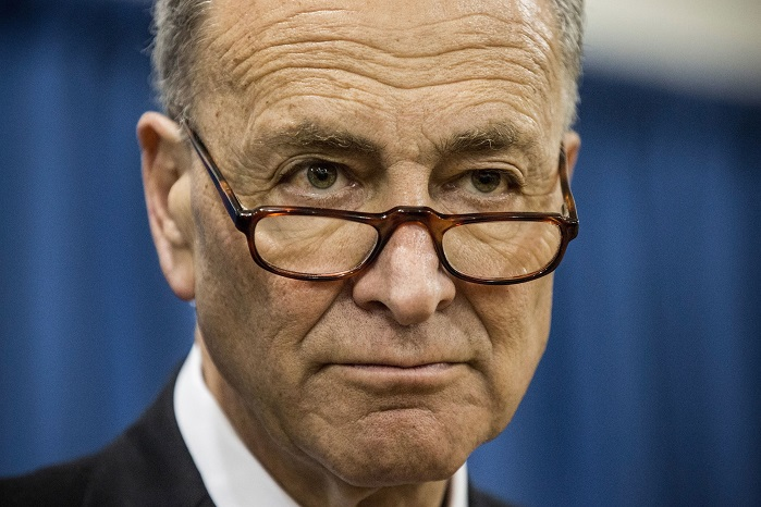 "Schumer Might Scrap Filibuster to Advance Biden's Abortion Agenda: ""We'll Do Whatever It Takes"""