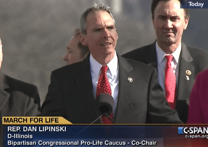 Pro-Life Democrat Courageously Bucks His Party, Calls on Supreme Court to Overturn Roe v. Wade