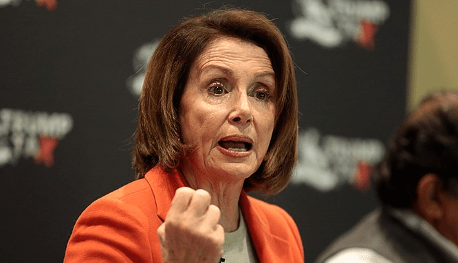 "Nancy Pelosi Claims She's Catholic, Tucker Carlson Says She's From ""The Church of Partial-Birth Abortion"""