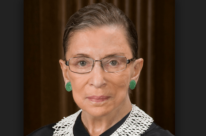 Justice Ginsburg May Have Lied to Senate, Bill Clinton Admits He Picked Her Because She's Pro-Abortion