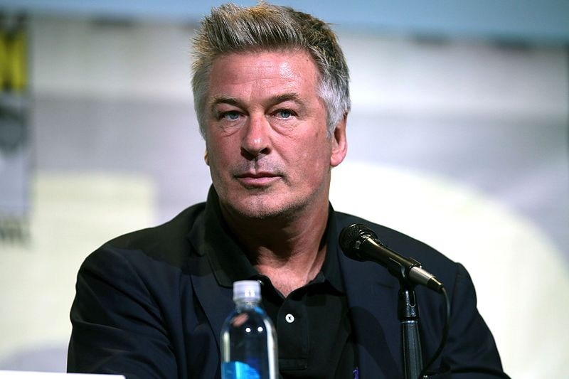Actor Alec Baldwin Campaigns for Pro-Abortion Candidates in Virginia