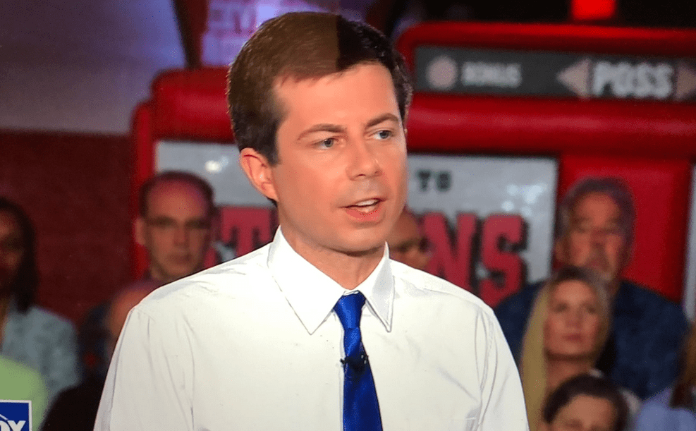"Pete Buttigieg Celebrates Woman Killing Her Baby in an Abortion. Her Story ""Lifts Us Up"""