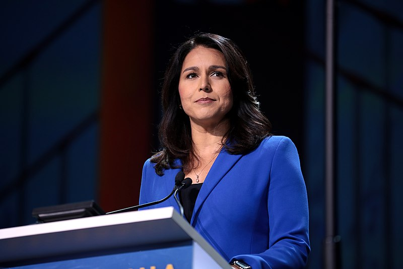 Tulsi Gabbard Ends Her Democrat Presidential Bid, Endorses Pro-Abortion Joe Biden