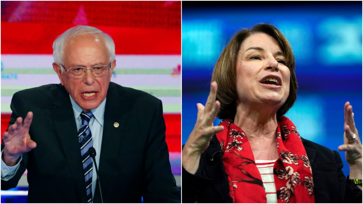 Bernie Sanders and Amy Klobuchar Voted Against Bill to Stop Infanticide, They'll Do It Again Next Week